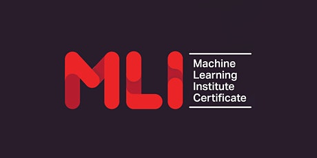 Machine Learning and the Future Direction of Quantitative Finance (MLI) tickets