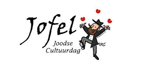 Jofel cultuurdag - Een zondag in het teken van de joodse cultuur tickets