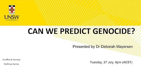 Conflict & Society Seminar 4 (WEBINAR) tickets