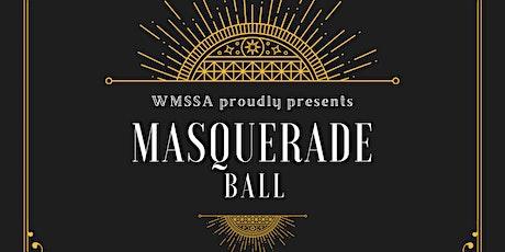 WMSSA Masquerade Ball 2021 tickets