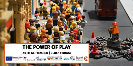 Cornwall Innovation Club: The Power of Play tickets