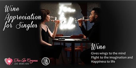 *Exclusive Rate* Wine Appreciation for Singles | 30 to 47 Age Group tickets