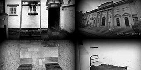 Evening Ghost Hunt - Derby Gaol tickets