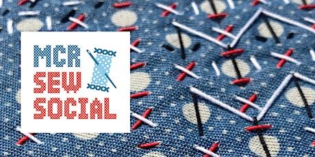 MCR Sew Social - August Meet Up tickets