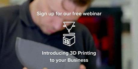 Introducing 3D Printing into your Business tickets