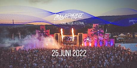 Aquaphobie Electronic Music Festival 2022 tickets