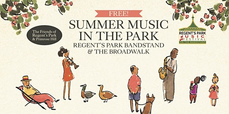 Regent's Park Summer Music Festival tickets