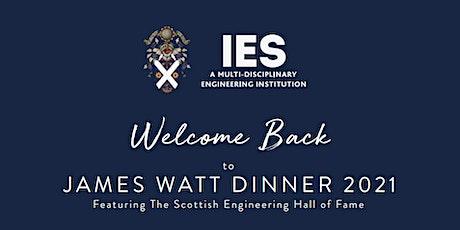 James Watt Dinner tickets