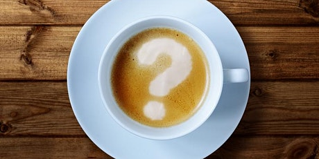 Coffee and questions - Talking to a young child about their heart condition tickets