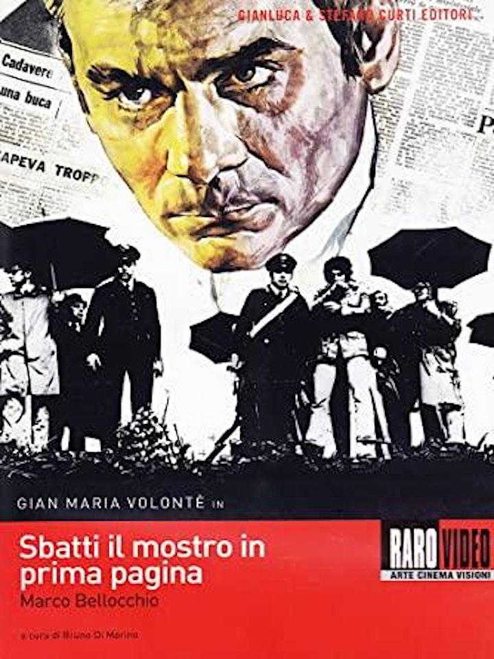 Immagine Cinema sotto le stelle  - SBATTI IL MOSTRO IN PRIMA PAGINA- free