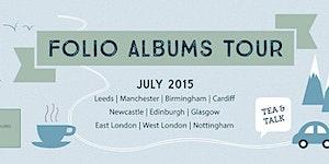 Folio Albums Tour 2015: Cardiff