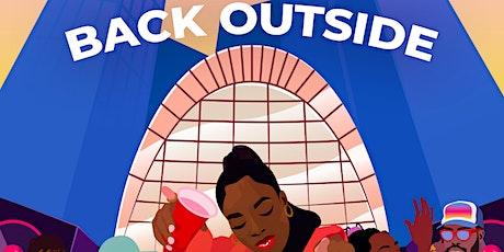 DLT: Back Outside (East Winter Garden) - July 24th tickets