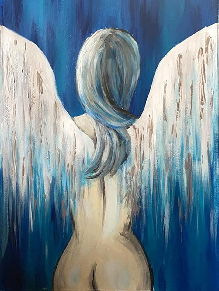 Easely Does It -Angel In Blue - With Maria +14 day recording image