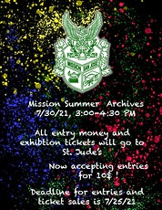 Mission Summer Archives- Students Showing Art for Cancer tickets