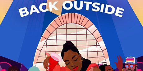 DLT: Back Outside (East Winter Garden) + Special Guest - July 25th tickets