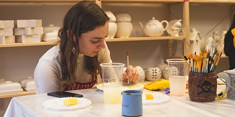 Pottery Painting - Thursday tickets