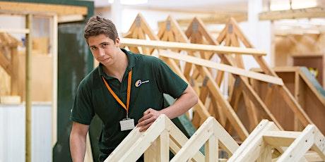 Construction: School Leavers Open Event (Aldershot) tickets