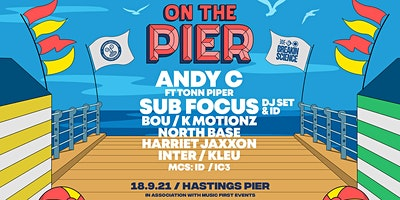 On The Pier UK - Andy C & Sub Focus