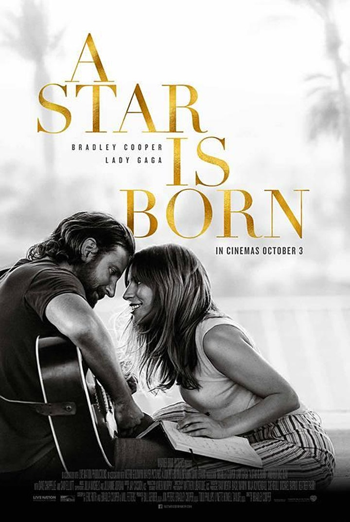 A Star Is Born Open Air Cinema at Cotswold Water Park image