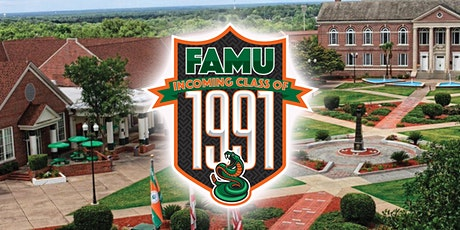 Florida A&M University Incoming Class of 1991 30th tickets