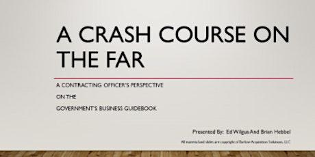 FAR Crash Course tickets
