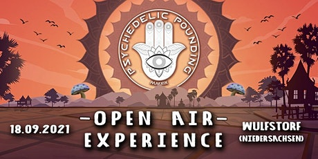 Psychedelic Pounding Open Air Experience Tickets
