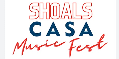 Shoals CASA Music Fest tickets