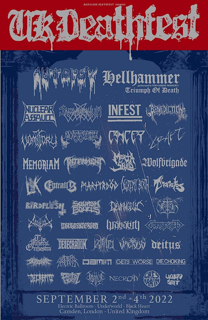 UK Deathfest image