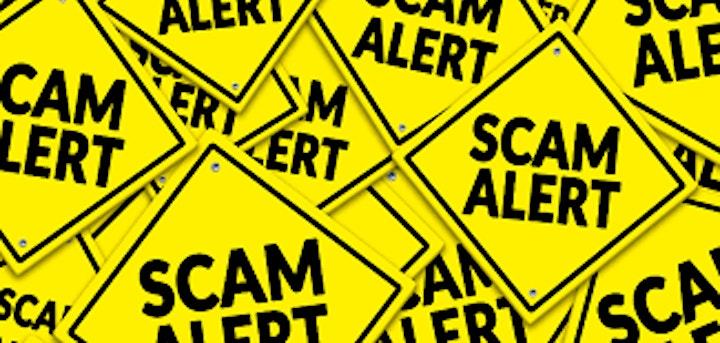 FREE Online Scam Awareness  Keeping People Safe Online image