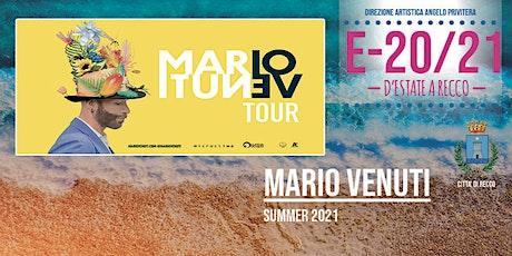 RECCO E-20/21 - MARIO VENUTI biglietti