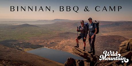Binnian, BBQ & Camp tickets