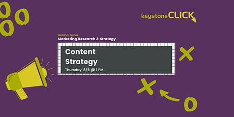 Content Strategy Tickets