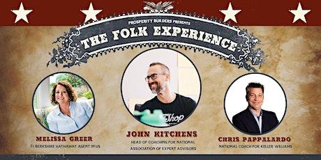 The Folk Experience tickets