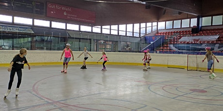 Roller-Laufzeit in der Eissporthalle Wiehl Tickets