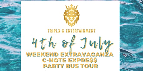 Daycation 4th of July Extravaganza tickets