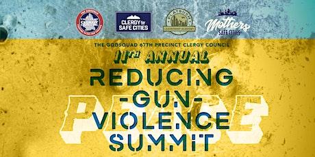 11th Annual Reducing Gun Violence Summit tickets