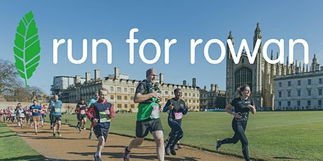 Cambridge Half Marathon - Run for Rowan tickets