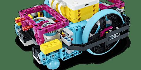 Robotics en First Lego League tickets