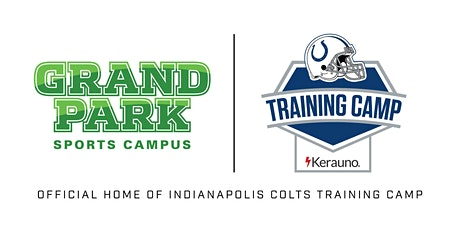 2021 Colts Training Camp Parking tickets
