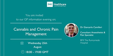 Cannabis and Chronic Pain Management tickets
