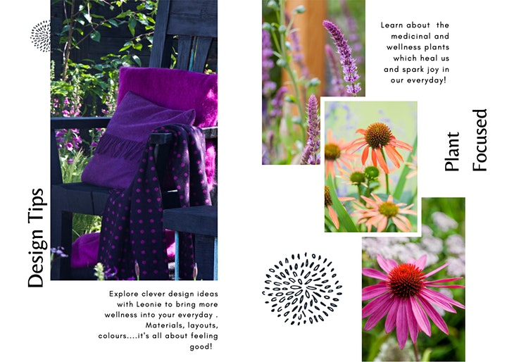The Wild Wellness Garden with Leonie Cornelius &  L'OCCITANE en Provence image