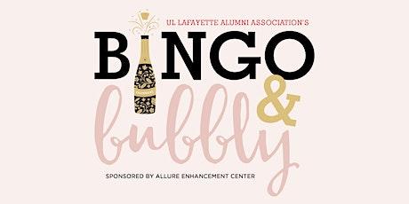 Bingo & Bubbly tickets