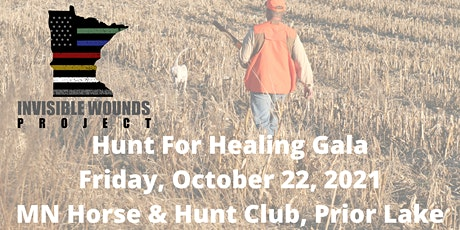 Hunt For Healing Gala tickets