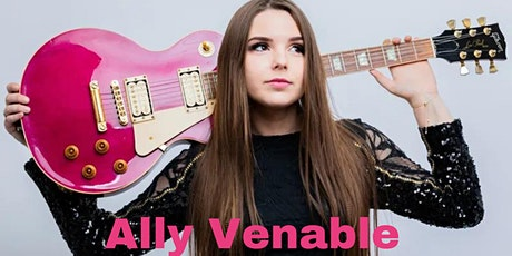 Ally Venable with Ken Valdez tickets