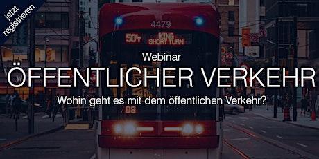 Doppelmayr Webinar 2 - öffentlicher Verkehr Tickets