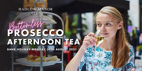 Bottemless Prosecco Afternoon Tea tickets