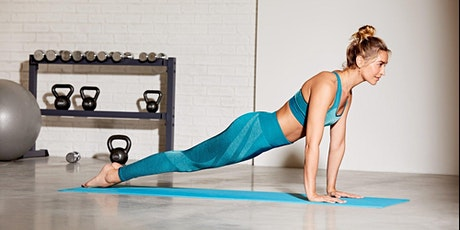 FREE Scuplt Yoga with Jeanny @Fabletics Legacy West tickets