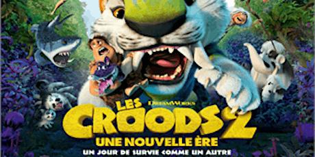 Cinéma plein air au Parc du Grand-Héron billets