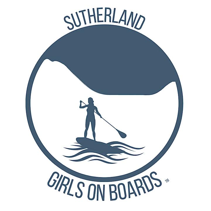 Sutherland Girls on Boards - Loch Migdale (Girls Aged 8-13) image