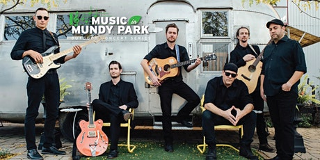 JDR & THE BROADCAST - Music in Mundy Park Outdoor Concert tickets